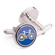Onyx-Art - Bike Cufflinks