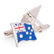 Onyx-Art - Australian Flag Cufflinks