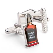 Onyx-Art - Single Malt Whisky Cufflinks