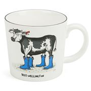 Squidinki - Beef Wellington Porcelain Mug