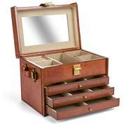 Rossini Leather - Jewellery Box