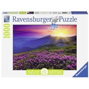 Ravensburger - Early Morning Mountains Jigsaw Puzzle 1000pce