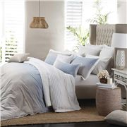 Private Collection - Jervis Blue Queen Quilt Cover Set