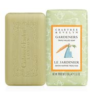 Crabtree & Evelyn - Gardeners Soap Triple Milled Soap 158g