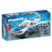 Playmobil - Police Car w/ Lights & Sound