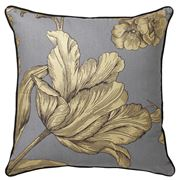 Wedgwood Home - Vibrance Grey Lounge Cushion