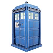 Metal Works - Dr Who Tardis