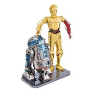 Metal Works - Gift Box C-3PO & R2D2