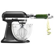 KitchenAid - Platinum KSM170 Black Storm Mixer w/ Spiraliser