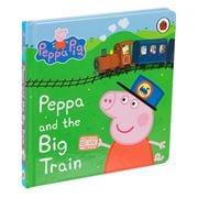 Book - Peppa & The Big Train