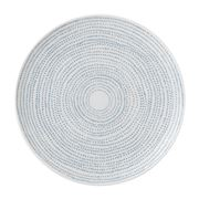 Royal Doulton - Ellen Degeneres Dots Plate 21cm Polar Blue