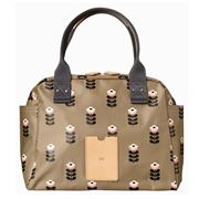 Orla Kiely - Buttercup Stem Zip Handbag