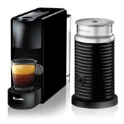 Breville - Nespresso Essenza Mini Black Coffee Machine