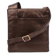 Condura - Velocity Leather Bronze Cross Body Bag