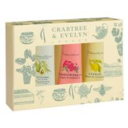 Crabtree & Evelyn - Botanical Hand Treatment Set 3pce