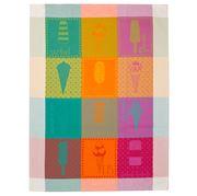 Garnier-Thiebaut - Cornet De Glace Frutti Tea Towel