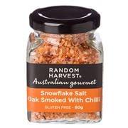 Random Harvest - Oak Smoked Salt With Chilli 60g