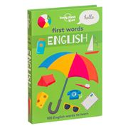 Lonely Planet - First Words English