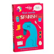 Lonely Planet - First Words Spanish