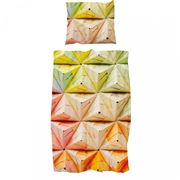 Snurk - Geogami Single Quilt Cover Set