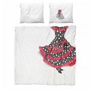 Snurk - Flamenco Queen Quilt Cover Set