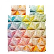 Snurk - Geogami Double Quilt Cover Set
