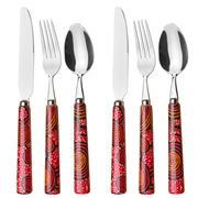 Alperstein - Teddy Gibson Cutlery Set 6pce