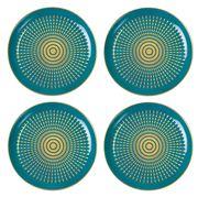 Jonathan Adler - Santorini Coasters