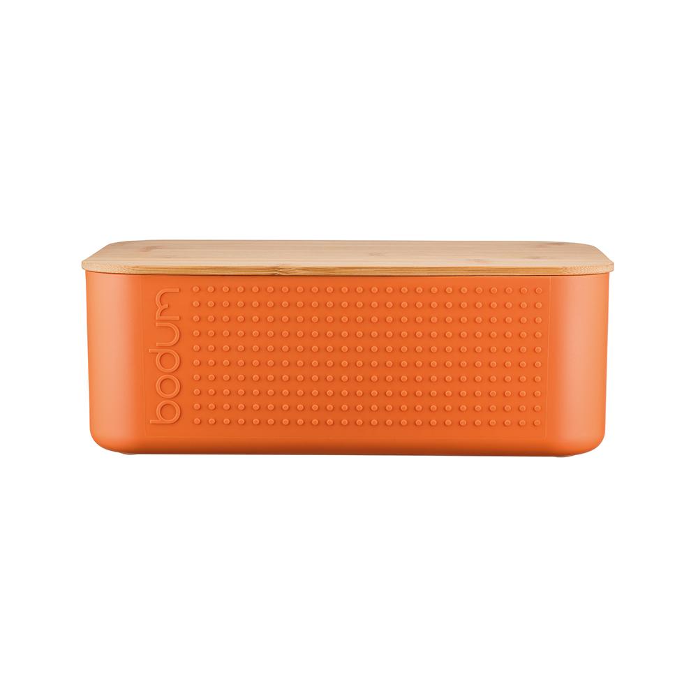 NEW Bodum Bistro Small Orange Bread Box  sc 1 st  eBay & NEW Bodum Bistro Small Orange Bread Box   eBay Aboutintivar.Com
