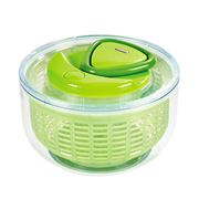 Zyliss - Easy Spin Small Salad Spinner Green