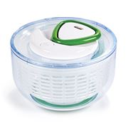 Zyliss - Easy Spin Small Salad Spinner White