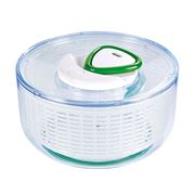 Zyliss - Easy Spin Large Salad Spinner White