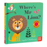 Book - Where's Mr Lion?
