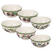Portmeirion - Botanic Garden Fruit Salad Bowl Set 6pce