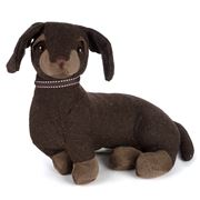 Dora Designs - Egbert the Dachshund Doorstop