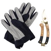 Doormat Designs - Gloves And Pruner Gift Box