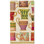 Caspari - Salon De The Ivory Guest Towel 15pce