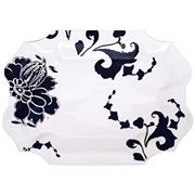 Gien - Indigo Serving Platter