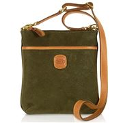 Bric's - Life Collection Olive Cross-Body Bag