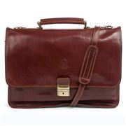 Manufactus - Maddalena Bag Chestnut