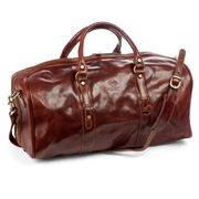 Manufactus - Cesare Chestnut Bag