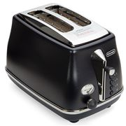 DeLonghi - Icona Elements Two Slice Toaster CTOE2003 Blue
