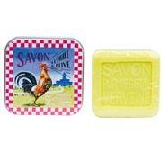La Savonnerie De Nyons - Rooster Verbena Soap 100g