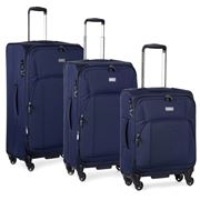 Antler - Airstream II Navy Spinner Case Set 3pce