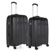Antler - Neptune Black Spinner Case Set 2pce