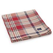 Lexington - Checked Tablecloth Red/Blue/Beige 150x350cm