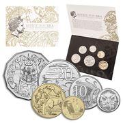 RA Mint - 2017 Six Coin Uncirculated Year Ian Rank-Broadley