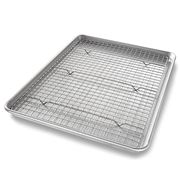 USA Pan - Half Sheet Pan With Cooling Rack