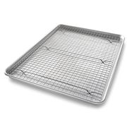 USA Pan - XL Sheet Pan With Cooling Rack
