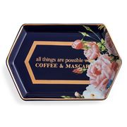 Rosanna - Seven Sisters Coffee & Mascara Hexagonal Tray